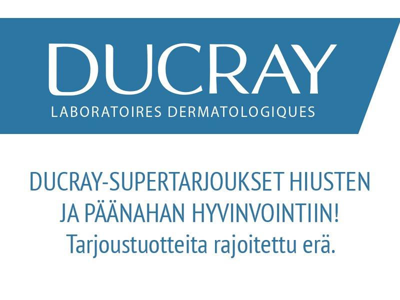 verkkoapteekki hiukset ducray tarjous