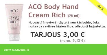ACO Body Hand Cream