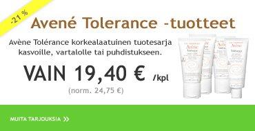 Avene Tolerance