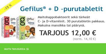 Gefilus + D