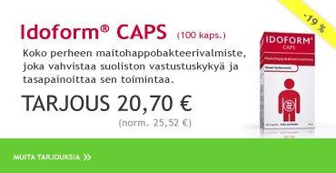 Idoform Caps