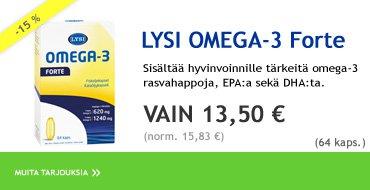 Lysi Omega-3 Forte