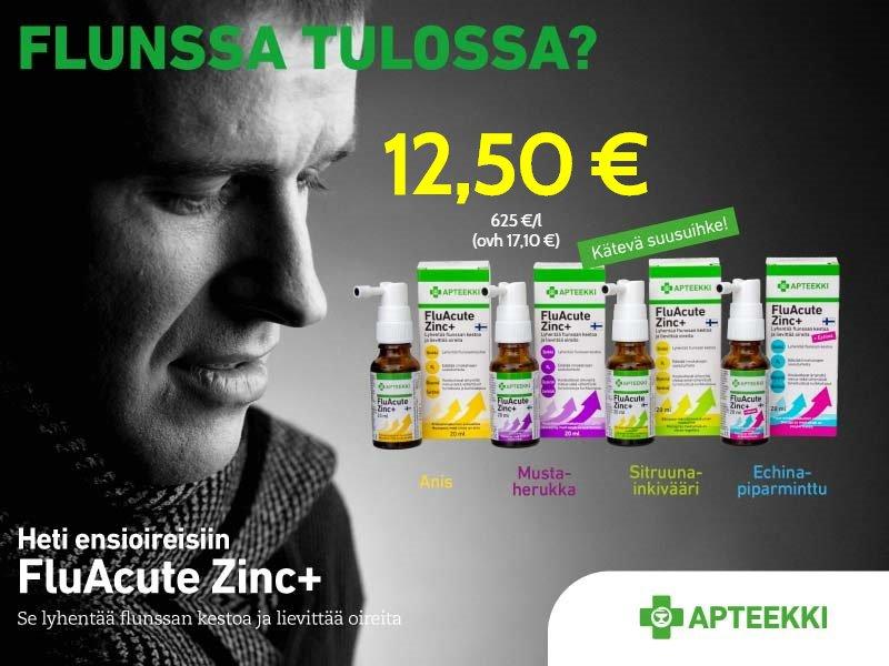 FluAcute Zinc+