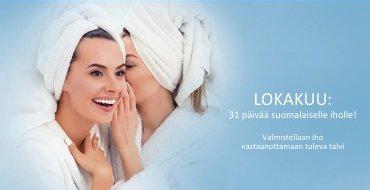 31 päivää suomalaiselle iholle