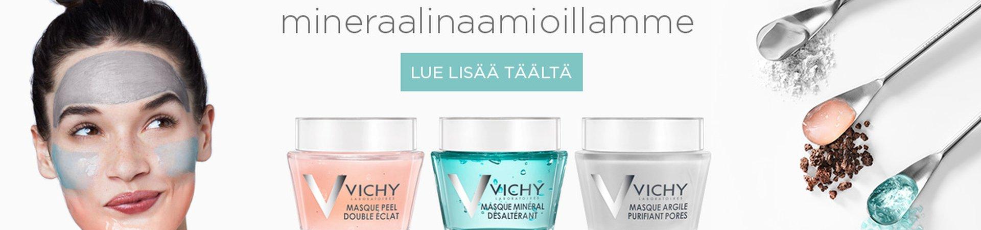 mineraalinaamio Vichy