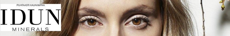 IDUN MINERALS MINERAALIMEIKKI herkän ihon meikkisarja, sopii myös couperosa iholle